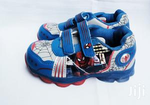 Blue and Red Spider-Man Sneakers | Children's Shoes for sale in Lagos State, Lagos Island (Eko)