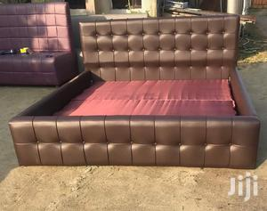 Executive Upholstery Bed 6 By 6 | Furniture for sale in Lagos State, Lekki
