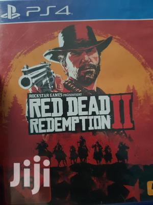 Red Dead Redemption 2 Ps4 | Video Games for sale in Lagos State, Ikeja
