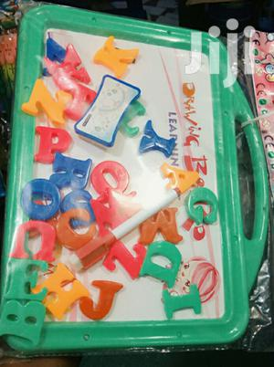 Writing Board And Magnetic Letters | Toys for sale in Lagos State, Alimosho