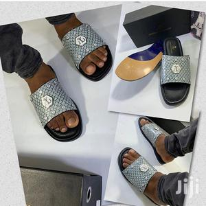 Classic Fashionable Men Pam Slippers   Shoes for sale in Lagos State, Lagos Island (Eko)