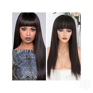 Long Hair Wig- Fringe | Hair Beauty for sale in Lagos State, Ikeja
