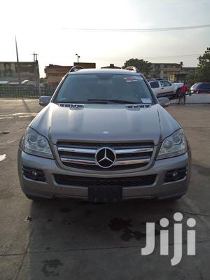 Mercedes-Benz GL Class 2008 GL 450 Gray   Cars for sale in Lagos State, Abule Egba