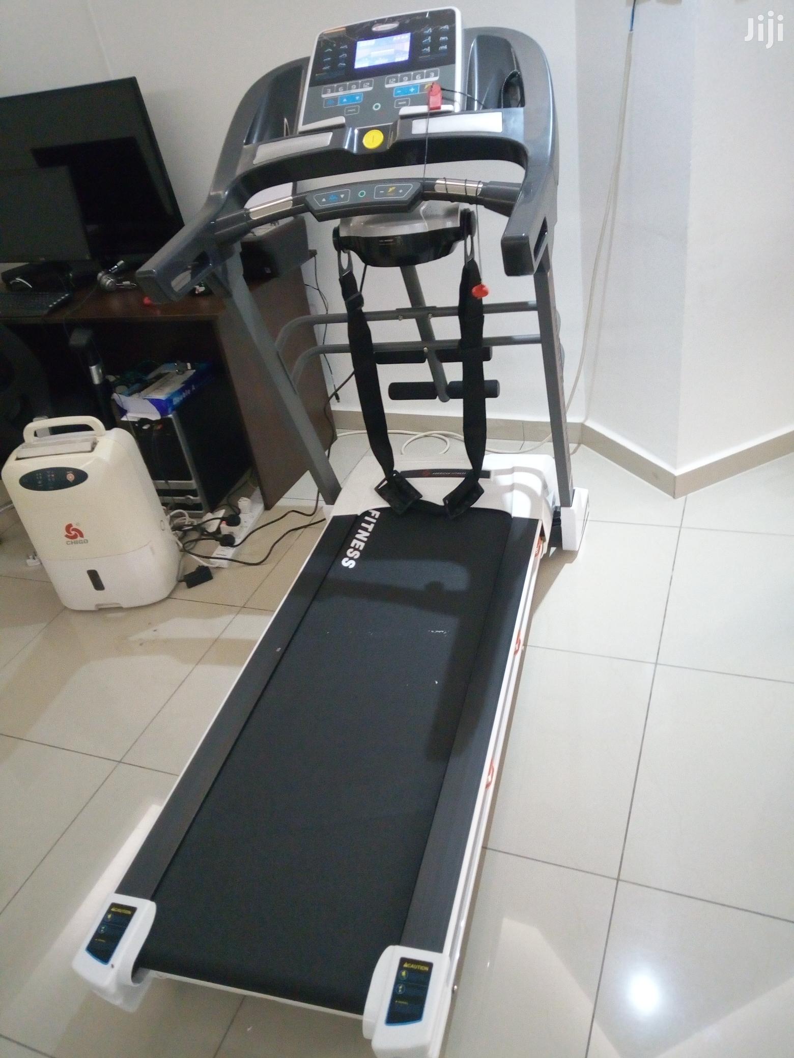 2.5hp Treadmill   Sports Equipment for sale in Amuwo-Odofin, Lagos State, Nigeria