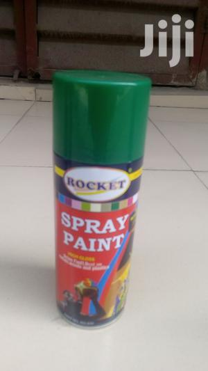 Rocket Spray Paint | Building Materials for sale in Lagos State, Agboyi/Ketu