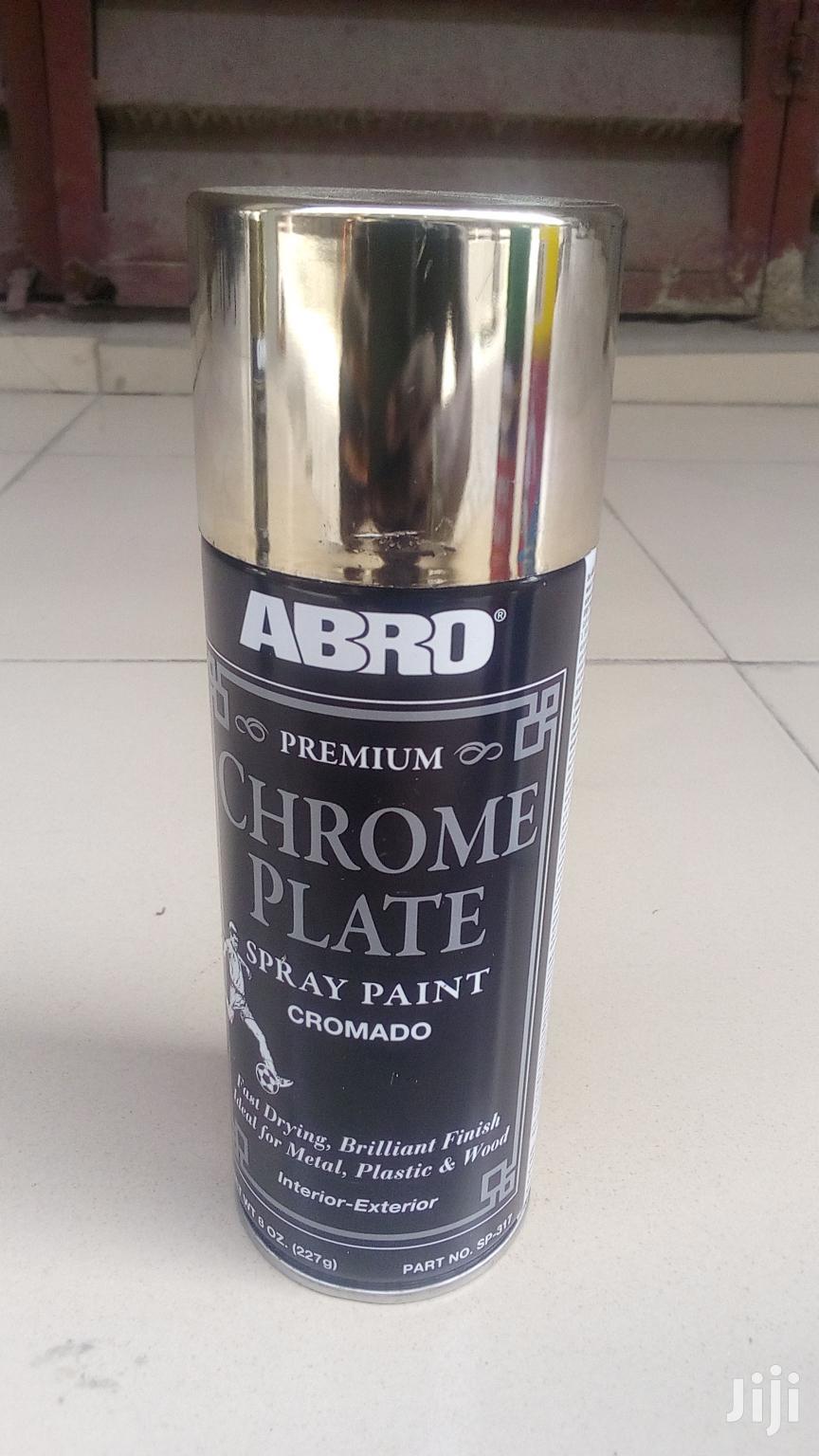 ABRO Spray Paint