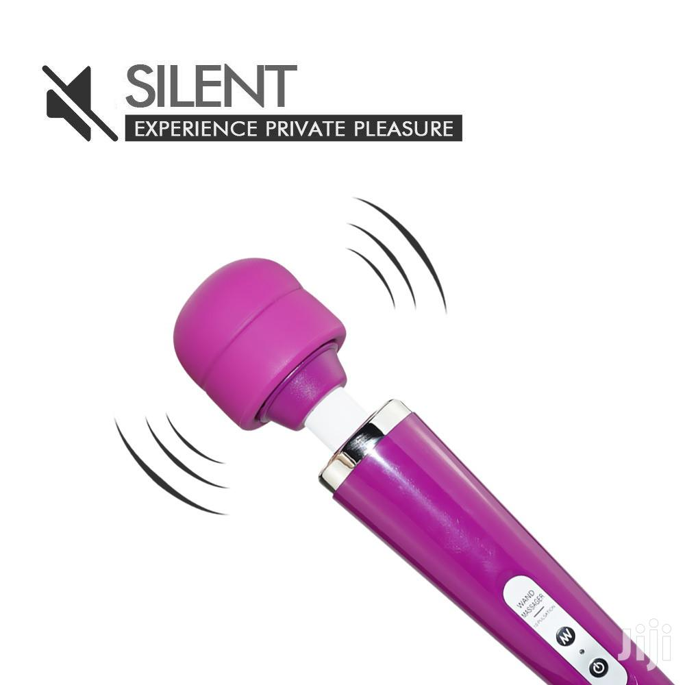 Rechargeable G-SPOT Massage Wand Powerful AV Vibrator | Sexual Wellness for sale in Victoria Island, Lagos State, Nigeria