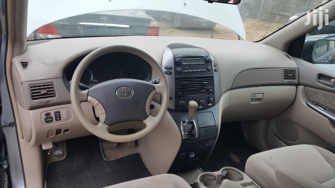 Toyota Sienna 2009 LE AWD Gray   Cars for sale in Port-Harcourt, Rivers State, Nigeria