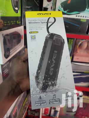 Y280 Awei Wireless Speaker Waterproof | Audio & Music Equipment for sale in Lagos State, Ikeja