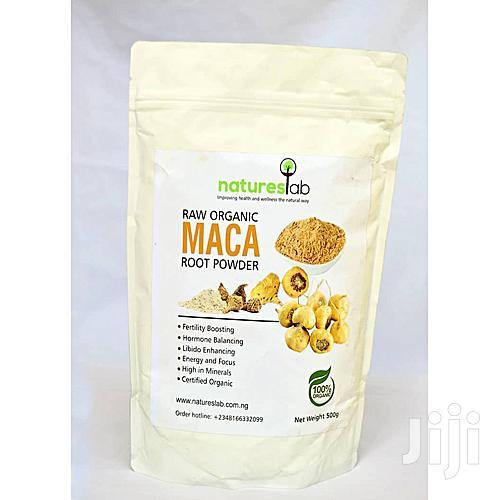Organic Raw Maca Powder For Hormone Balancing And Energy