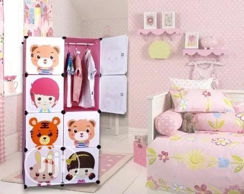 New Baby Storage Wardrobe