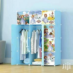 Character Baby Storage Wardrobe | Children's Furniture for sale in Lagos State, Surulere