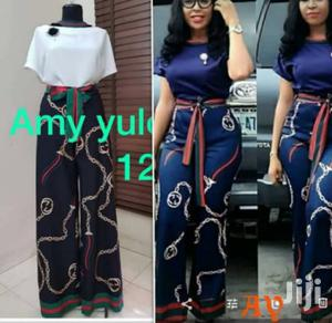 Class Silk Up and Down Trousers | Clothing for sale in Lagos State, Ikeja