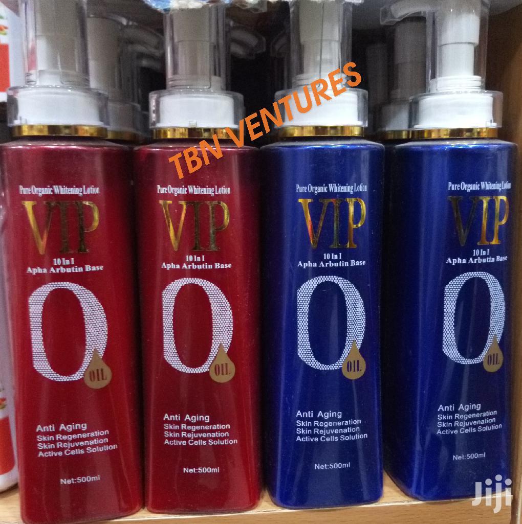 VIP Pure Organic Whitening Lotion -500ml