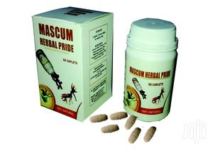 Last Longer Tonight During Sex - Mascum Herbal Pride   Sexual Wellness for sale in Lagos State, Alimosho