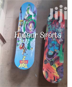 Skating Boards (Small Size) | Sports Equipment for sale in Rivers State, Port-Harcourt