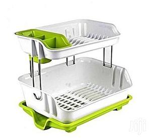 Dish Rack With | Kitchen & Dining for sale in Lagos State, Mushin