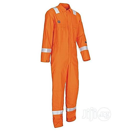 Safety Coverall Reflective