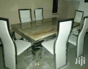 Brand New Marble Dining Table | Furniture for sale in Lagos State, Ikeja