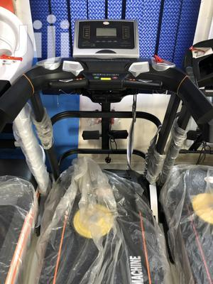 3hp Treadmill With Massager (Brand New)   Sports Equipment for sale in Lagos State, Lekki