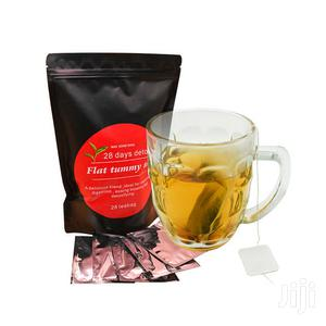 100% Natural Flat Tummy Tea - 28 Days Detox 10x Faster   Vitamins & Supplements for sale in Abuja (FCT) State, Asokoro