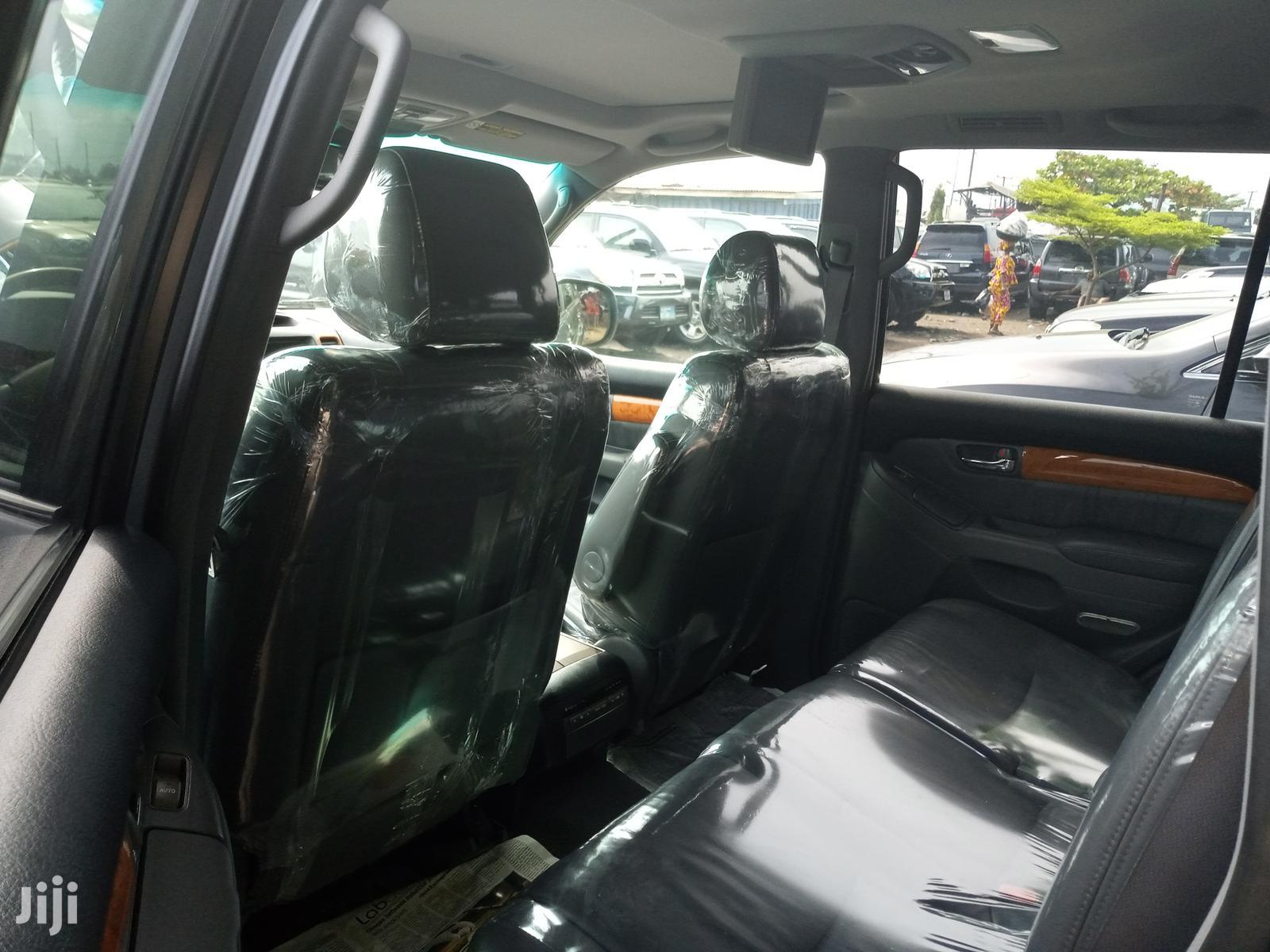 Lexus GX 2005 470 Sport Utility Gray | Cars for sale in Apapa, Lagos State, Nigeria