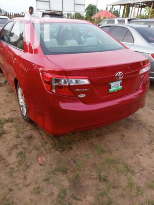 Toyota Camry 2014 Red | Cars for sale in Rivers State, Port-Harcourt