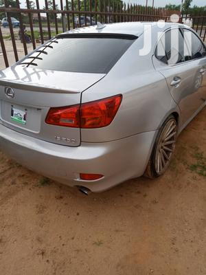 Lexus IS 2008 250 Silver | Cars for sale in Rivers State, Port-Harcourt