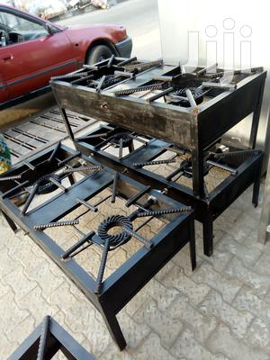 2 in 1 Industrial Gas Cooker   Restaurant & Catering Equipment for sale in Lagos State, Surulere