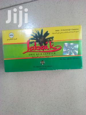 Labaik Uric Capsules | Vitamins & Supplements for sale in Abuja (FCT) State, Asokoro