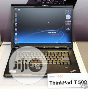 Laptop Lenovo ThinkPad R500 2GB Intel Core 2 Duo HDD 160GB | Laptops & Computers for sale in Lagos State, Ikeja