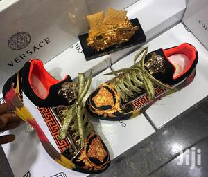 Versace Simple Classic Style   Shoes for sale in Lagos State, Lagos Island (Eko)