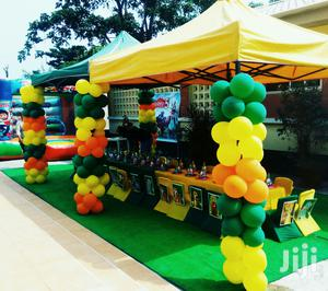 Kiddies Tent With Lovely Balloons Decor | Camping Gear for sale in Lagos State, Ilupeju