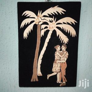 Handmade Art Work of an African Couple's Day Out 03 | Arts & Crafts for sale in Lagos State, Ikeja
