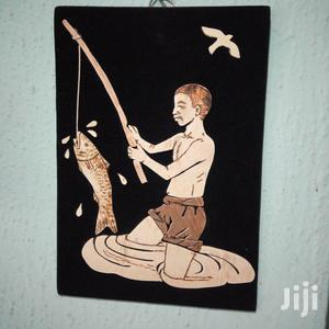 Handmade Art Work Of An African Fisherman | Arts & Crafts for sale in Lagos State, Ikeja