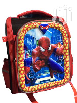 Spider Man Kids Bag From 4-10years   Babies & Kids Accessories for sale in Lagos State, Amuwo-Odofin
