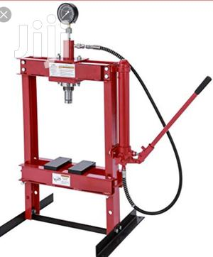Quality Hydraulic Shop Press -10 Ton | Store Equipment for sale in Rivers State, Port-Harcourt