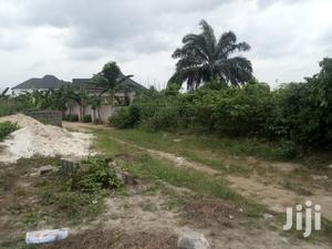 One & A Half Plots Of Land Ikara Notore Road Onne For Sale   Land & Plots For Sale for sale in Rivers State, Eleme