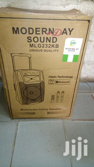 Rechargeable Wireless Speaker With Microphones | Audio & Music Equipment for sale in Lagos State, Ojodu