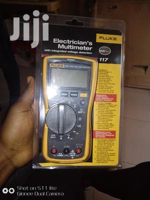 Fluke 117 Fluke Multimeter | Measuring & Layout Tools for sale in Lagos State, Lekki