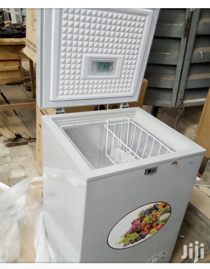 Archive: 150L LG Chest Freezer