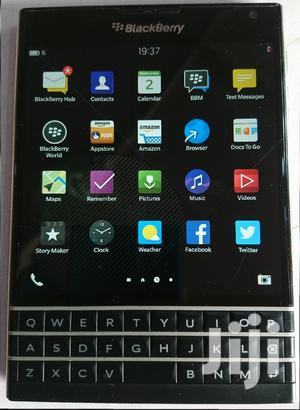 BlackBerry Passport 32 GB Black | Mobile Phones for sale in Lagos State