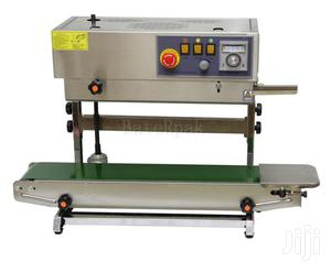 Automatic Continuous Band Sealing Machine | Manufacturing Equipment for sale in Lagos State, Ojo