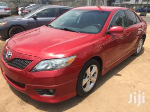 Toyota Camry 2011 Red   Cars for sale in Edo State, Ikpoba-Okha