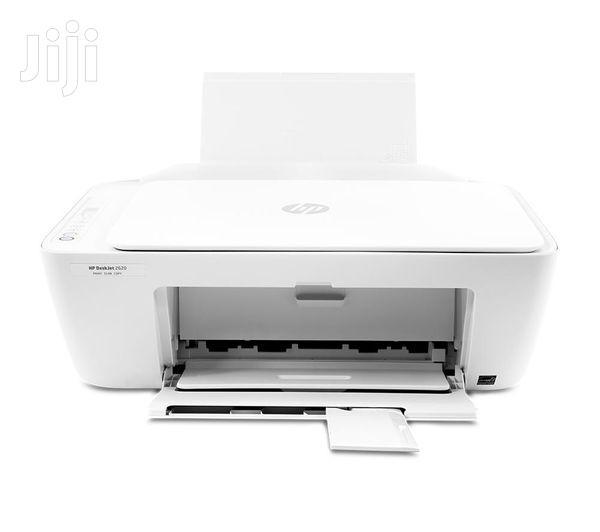 HP Deskjet 2620 All-in-one Printer,   Printers & Scanners for sale in Ikeja, Lagos State, Nigeria