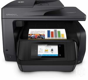 HP Officejet 8710 All in One Printer   Printers & Scanners for sale in Lagos State, Ikeja