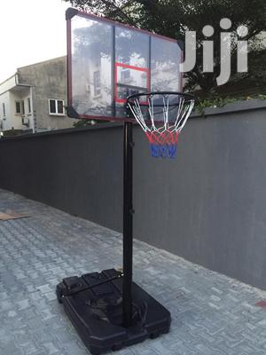 Fibre Basketball Stand   Sports Equipment for sale in Lagos State, Surulere