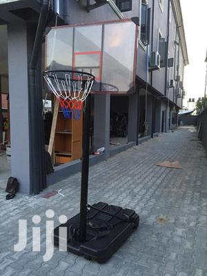 Basketball Stand With Rim | Sports Equipment for sale in Lagos State, Surulere