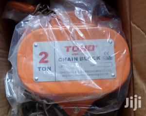 Chain Block 2tonx3meter | Manufacturing Equipment for sale in Rivers State, Port-Harcourt