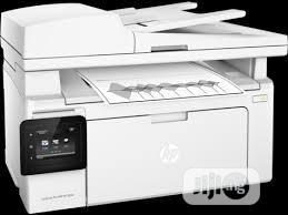 HP Laserjet Pro MFP M130fw | Printers & Scanners for sale in Lagos State, Ikeja